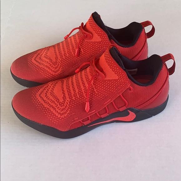Nike Shoes Kobe Ad Nxt University Red Poshmark
